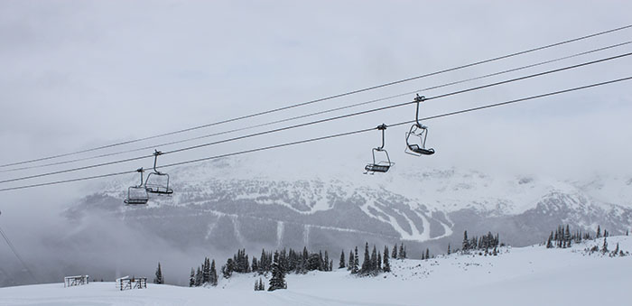 Early Season Skiing: Whistler Blackcomb