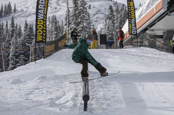 North America's Favorite Terrain Parks